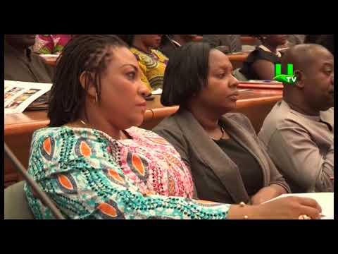 Prez. Akufo-Addo inaugurates SDGs Inter-Ministerial C'ttee