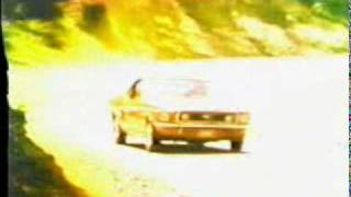 1968 Ford Mustang Shelby Commercial