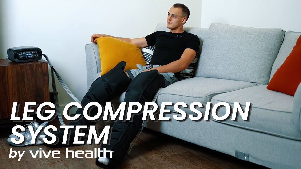 The Leg Compression System by Vive