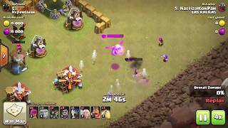 Clash of Clans: BABY CANCER
