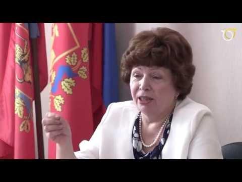 Встреча с руководителем департамента культуры администрации Владимирской области Верой Зиннатуллиной