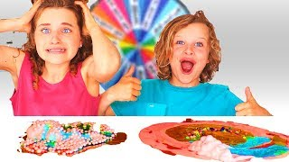 Download No Bowl, No Spoon Slime Challenge!!! The Norris nuts do SIS VS BRO challenge Mp3 and Videos