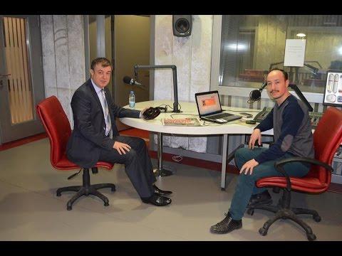 Radyo Ses ve Beyaz Radyo Ortak Yayın Expres Haber 1. Bölüm Prof. Dr. Hasan Ayrancı