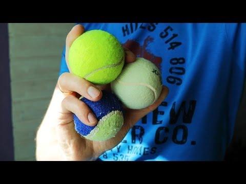 Вопрос: Как жонглировать?