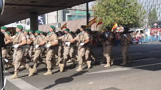 Desfile de las Fuerzas Armadas del 12 de Octubre 2017