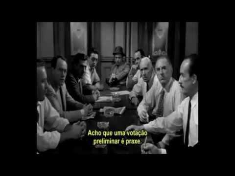Trailer do filme 12 Homens e Uma Sentença