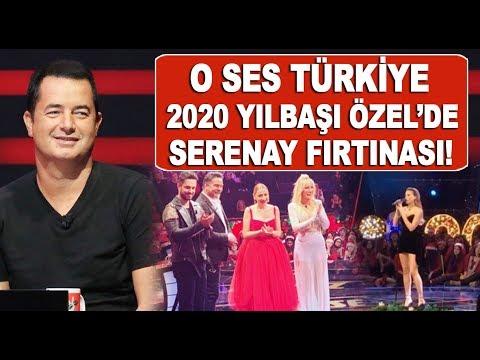 o ses türkiye yılbaşı 2020