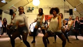 Dancehall- ElevShow-ElStudio.dk