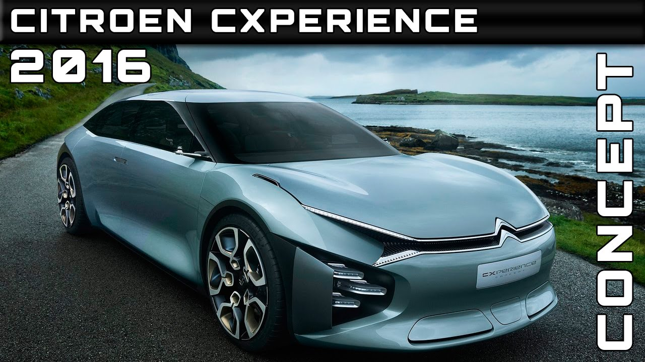 2016 Citroen CXperience Concept Review Rendered Price Specs Release ...