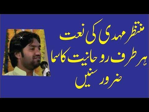 Muntazir Mehdi New Naat 2017 (Kash Mein)