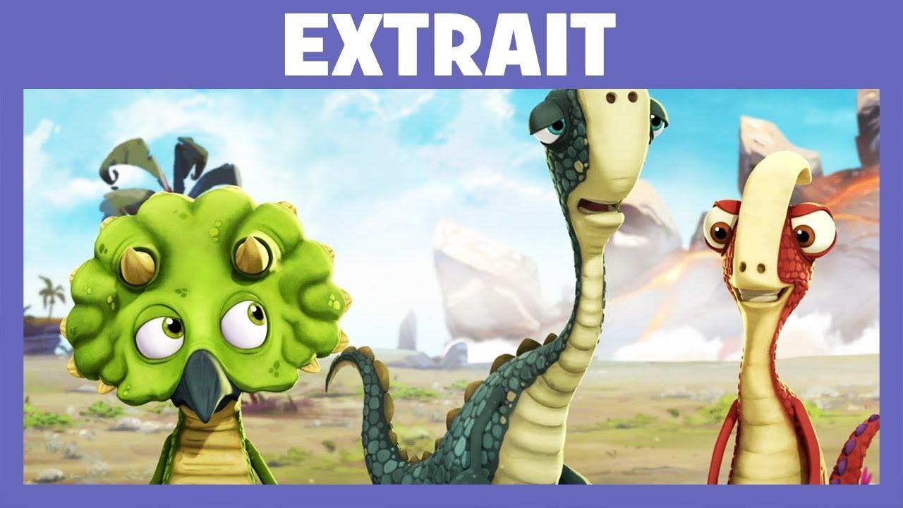 Gigantosaurus - La crevasse