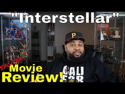 """""""Interstellar"""" Movie Review!"""