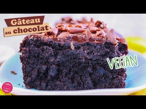 🌿-gateau-au-chocolat-vegan---sans-beurre,-sans-oeufs-🌿