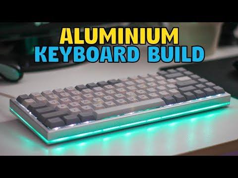 KBD75 Mechanical Keyboard Kit Build & Review