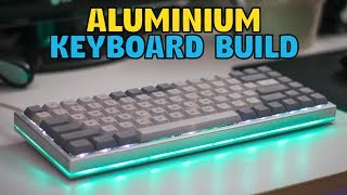 KBD75 Mechanical Keyboard Kit Build & Review