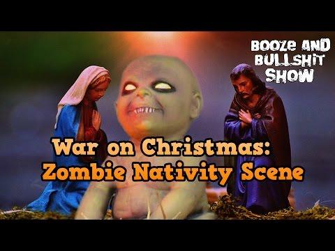 Zombie nativity scene images black - emmanuel sanders high school picture