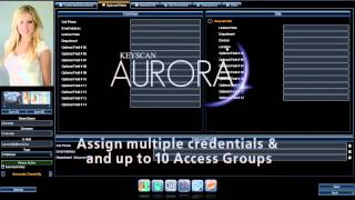 Keyscan Aurora - People Management
