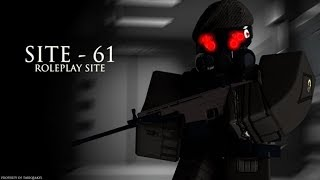 ROBLOX Gameplay SCP: Sito 61