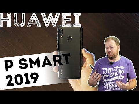 Huawei P Smart 2019 - обзор смартфона