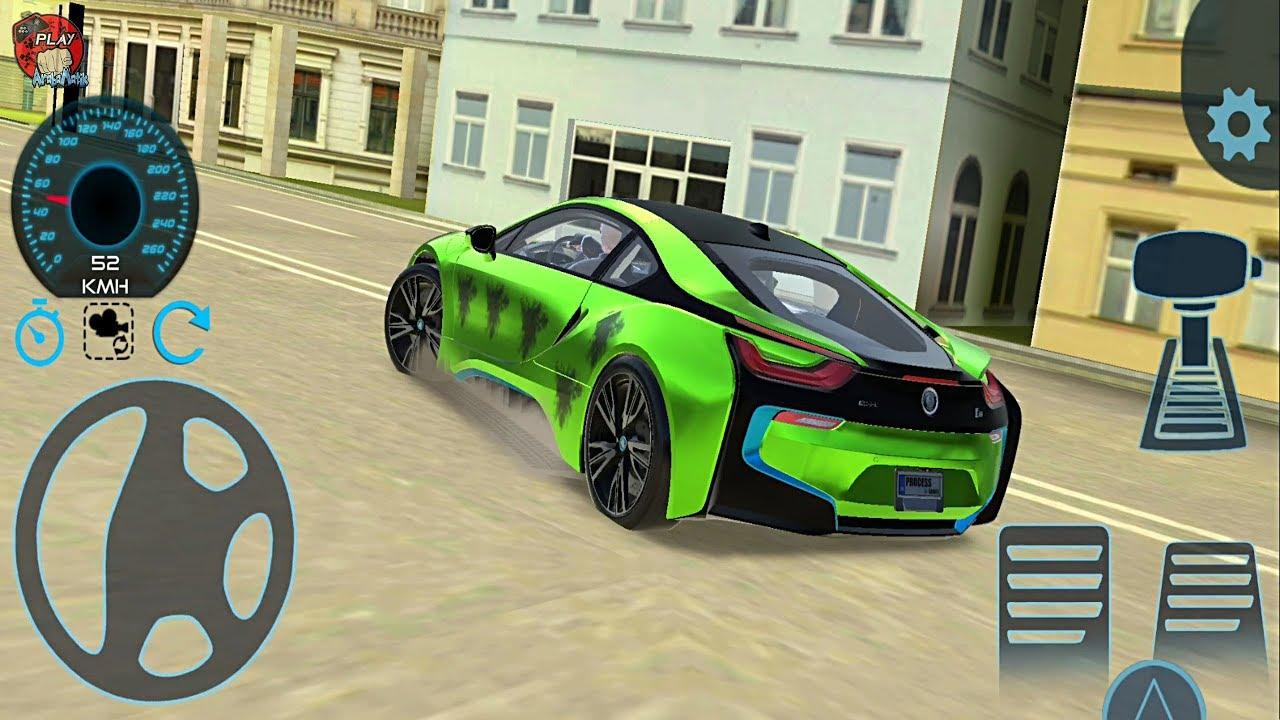 Bmw I8 Surus Simulatoru Bmw I8 Drift Simulator 2 Best Android