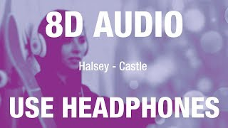 Baixar Halsey - Castle | 8D AUDIO