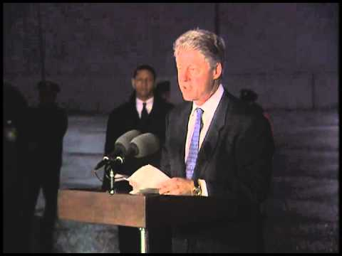 Pres. Clinton's Remarks on Kyoto Protocol on Climate Change (1997)