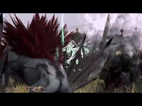 Vampire Count Vs Greenskin - Massive Battle Total War Warhammer |