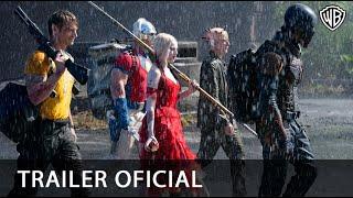 El Escuadrón Suicida - Trailer Oficial
