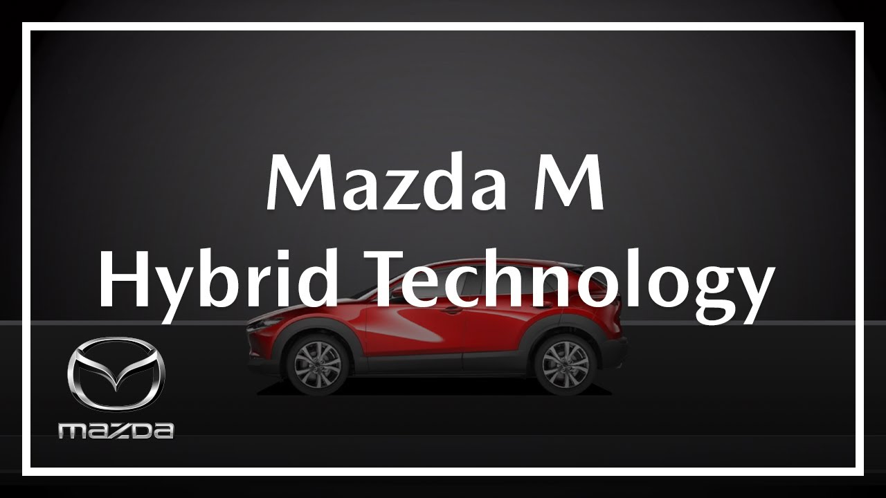 What is Mazda M Hybrid?