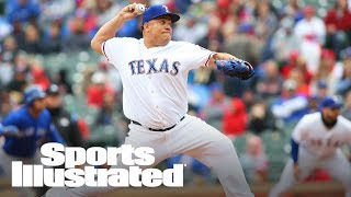 Texas Rangers' Bartolo Colón Is A One-Of-A-Kind Marvel | SI NOW | Sports Illustrated