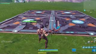 How to get rid of floating/un-destroyable traps in Fortnite Creative mode