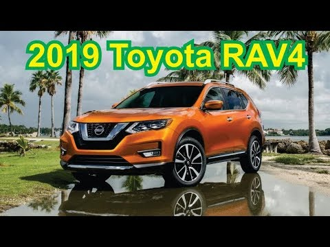 2019 Toyota RAV4 Looking More SUV Than Crossover [HOT NEWS]