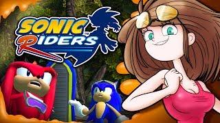 Sonic Riders: Boost Challenge - RadicalSoda Honeybun