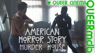 American Horror Story: Murder House   Serie 2011 -- schwul   gay themed [Full HD Trailer]