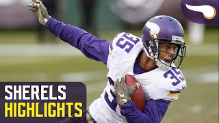 Marcus Sherels Career Highlights