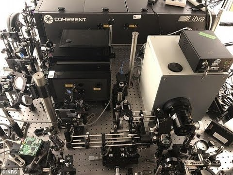 'World's fastest camera' that can capture images at 10 trillion frames