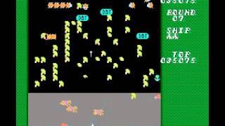Millipede - Millipede (NES / Nintendo) Game B - User video