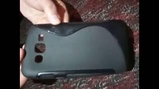 Роскошный чехол -(ВОЛНА) для Samsung гранд 2 G7102.