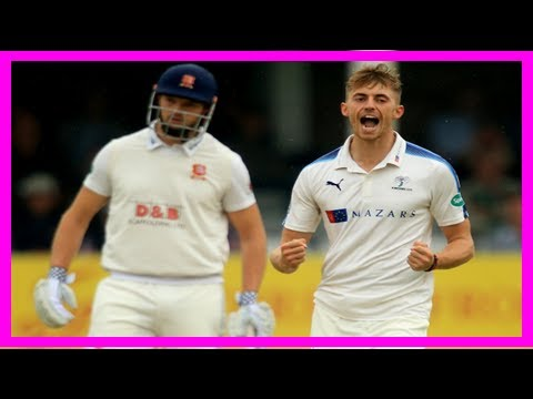 Breaking News | Tea report: es v yorkshire (day one)
