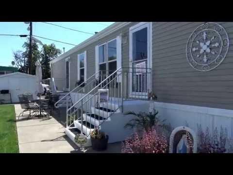 Sold: Lot D-7, 2 Bedroom, 1 Bath Home In Edison Mobile