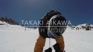 Takaki Aikawa 自分超えのマンモスツアー