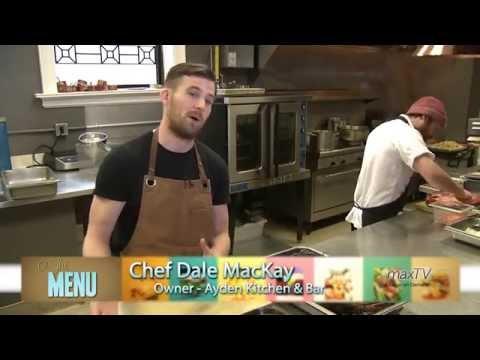 On the Menu - Ayden Kitchen and Bar