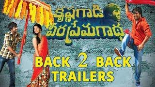 Krishna Gadi Veera Prema Gadha Back To Back Trailers || Nani, Mehrene Kaur Pirzada