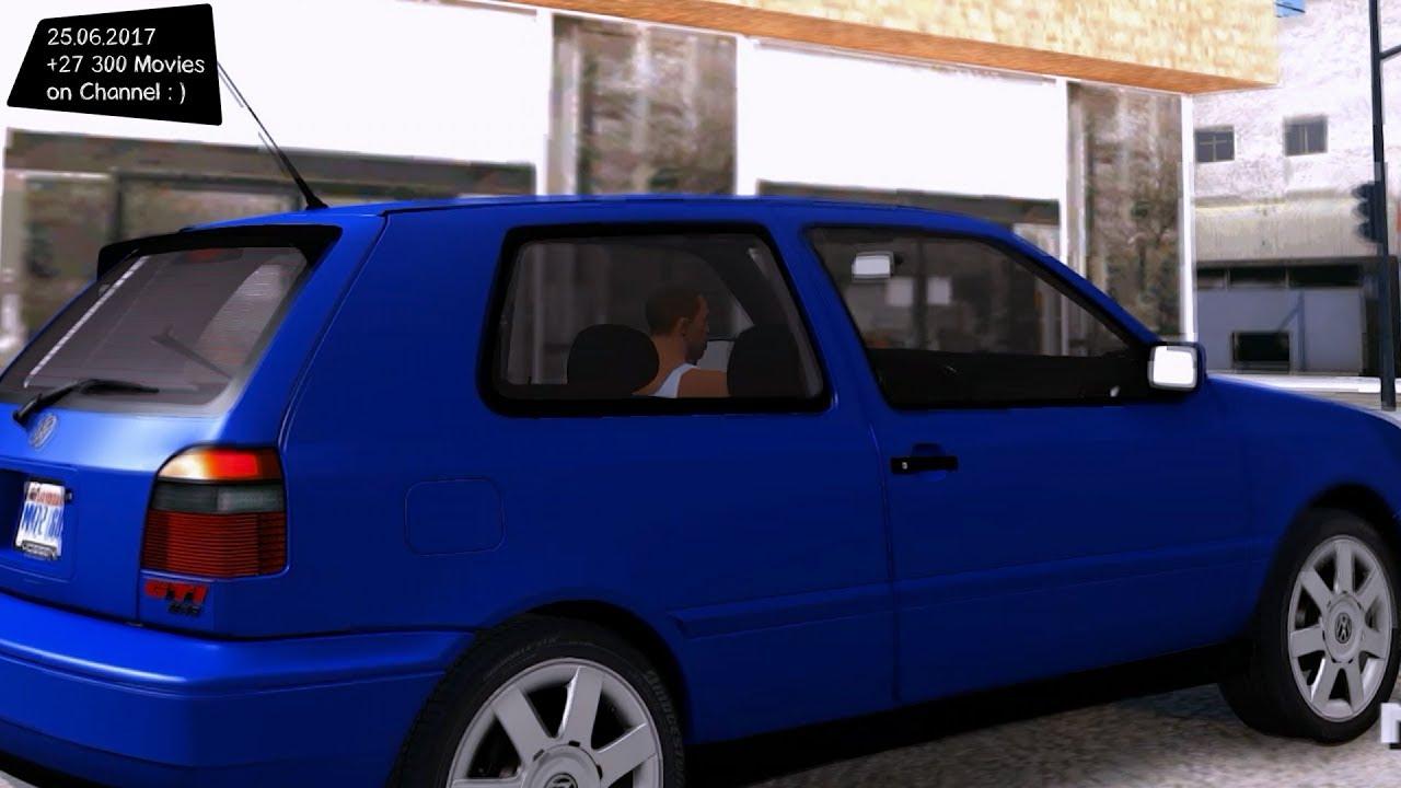 1998 volkswagen golf gti vr6 mkiii new enb top speed test gta mod future [ 1280 x 720 Pixel ]