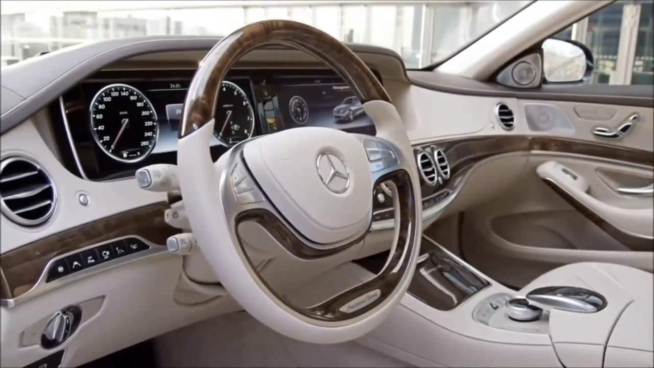 5 Most Comfortable Luxury Cars With Superior Interiors For 2017 2018