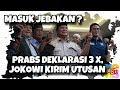 Analisa Kenapa Prabowo Umumkan 3 Kali Menang, Masuk Jebakan?