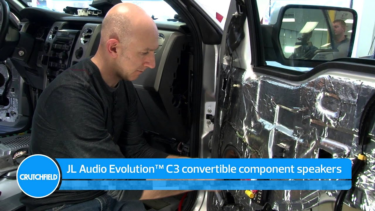 JL Audio StealthMod Factory Stereo Upgrade | Crutchfield Video