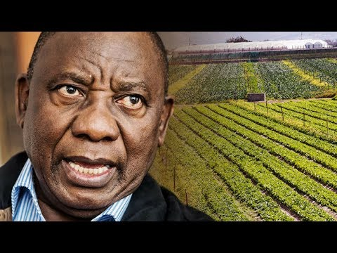 South African Government Begins Seizing White-Owned Farmland!!!