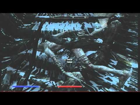 The Elder Scrolls V: Skyrim - Gain Entry To The Inner Sanctum (with Commentary)