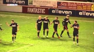 Barnsley 4-2 Blackpool Highlights (15/16)